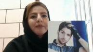 آزادی فرزانه انصاریفر از زندان سپیدار اهواز