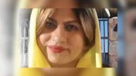 انتقال ملیحه نظری، نوکیش مسیحی به زندان قرچک