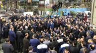 ماشین سازی تبریز به شستا واگذار شد