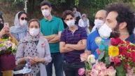 آزاد شدن یکی دیگر از مسئولان جمعیت امام علی با تودیع قرار وثیقه
