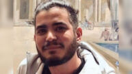 Amir Hossein Moradi returned to prison from the detention center of the Intelligence Office