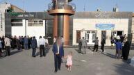 Hashem Amini was arrested and transferred to Mashhad prison