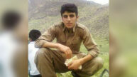 Genghis Ghadam Kheiri was returned to Masjed Soleyman Prison