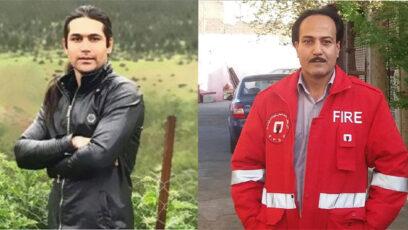 زرتشت احمدی راغب و کوروش باقری