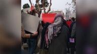 بازداشت شرکت کنندگان در تجمع حمایتی از کارگران نیشکر هفت تپه