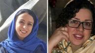 ارجاع پرونده هدی عمید و نجمه واحدی به دادگاه تجدید نظر