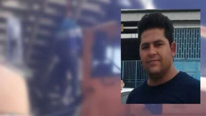 بهرام ابراهیمی مهر - مردی که جلوی دوربین خودکشی کرد