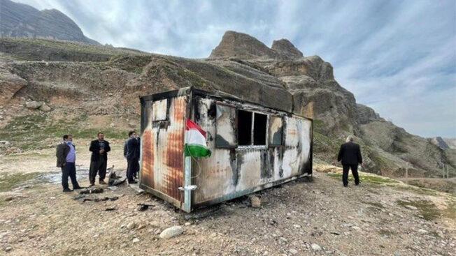 کشته شدن یک دانش آموز در آتش سوزی مدرسه کانکسی دزفول