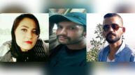 محکومیت آرشام رضایی، محمد ابوالحسنی و شکیلا منفرد