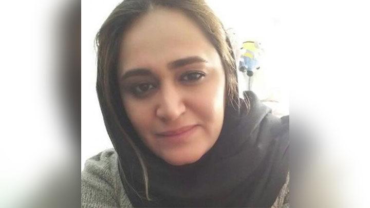 لیلا میرغفاری، از زندان قرچک ورامین به مرخصی اعزام شد