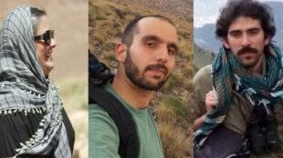 سام رجبی، سپیده کاشانی و امیرحسین خالقی
