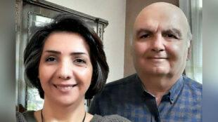 سارا احمدی و همایون ژاوه
