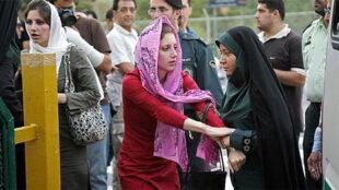 زن دز جمهوری اسلامی