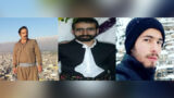 Three residents from Sanandaj were arrested