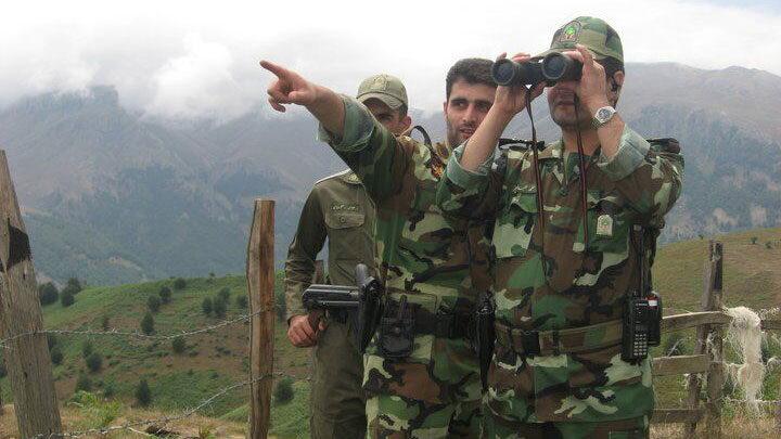 مصدومیت دو جنگلبان در مازندران