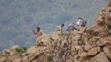 مجروح شدن ۵ کولبر توسط نیروهای نظامی در مریوان