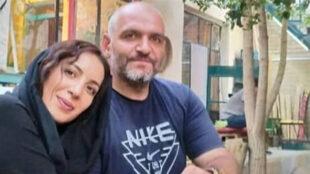 مجید رضایی و فریبا فریدونی