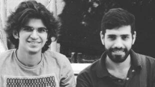 میلاد ناظری و سید شبیر حسینی نیک