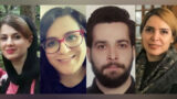 Four Baha'is were sentenced to 12 years in prison