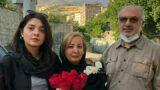 Alieh Motalebzadeh 5-day leave from Evin prison
