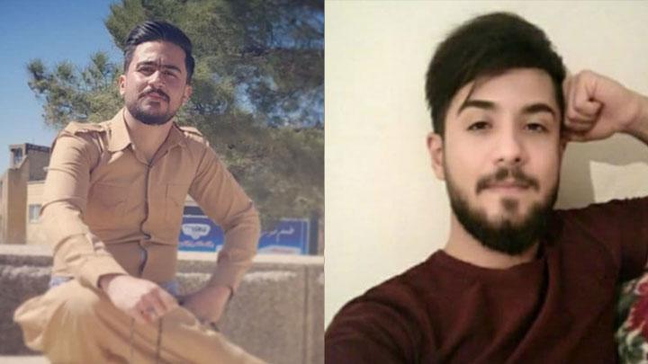داریوش خالدیان و محسن سعیدی