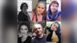 The second session of the trial of 6 political defendants was held