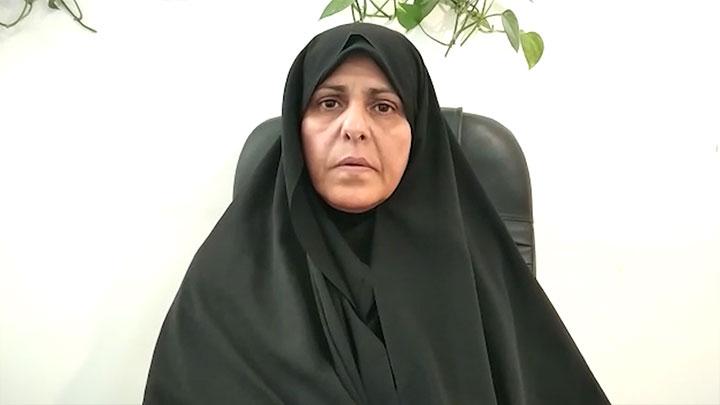 احضار فاطمه سپهری به دادگاه انقلاب برای آخرین دفاعیه!