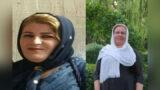 انتقال گلاله مرادی و صفیه مامش پور به زندان اطلاعات سپاه