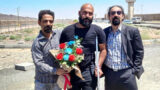 Khaled Pirzadeh was sent on leave from Greater Tehran Prison