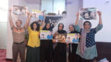 ۵ نفر از فعالان سیاسی و خانواده کشته شدگان آبان ماه پس از ساعاتی بازداشت آزاد شدند