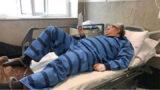 انتقال بکتاش آبتین به بیمارستان شهدای تجریش