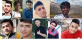 ۱۰ کشته شده اعتراضات خوزستان
