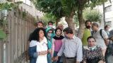 فعالان مدنی بازداشت شده در تهران ساعاتی بعد آزاد شدند