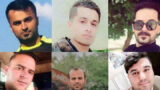 Arrest of 8 residents of a village in Behbahan for participating in the protests in Khuzestan
