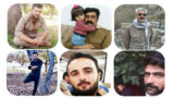 Arrest of 6 citizens of Oshnoyeh and transfer them to an unknown place