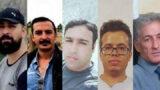 Holding the last interrogation session of Azeri activists in Tabriz