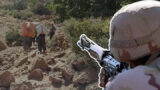 Two citizens of Baneh were injured in a shooting by military forces